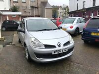Renault Clio Expression lovely condition inside and out 11 service history stamps and long mot
