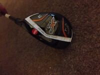 Callaway X2 Hot Hybrid, completely new, still in original packaging, never used