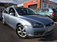 **TRADE IN TO CLEAR** FORD FOCUS ZETEC CLIMATE 1.6 (2006) - 5 DOOR - MOT - HPI CLEAR!
