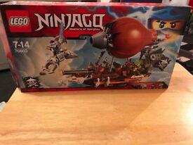 Lego Ninjago 2nd Hand
