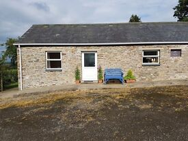 Holiday Cottage West Wales Nr Llangrannog with Woodburner, Donkeys and Wifi