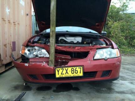 2003 Holden Commodore Wreck Redhead Lake Macquarie Area Preview