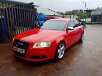 Audi A6 3.0tdi v6 sline quattro triptronic paddle shift big bhp swap BMW 335d 535d Subaru Evo turbo