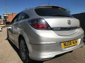 2008 vauxhall astra 1.6 3 door quicksale