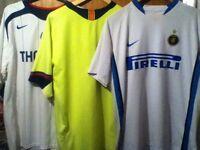 NIKE Football (PSG,Barca,Inter)