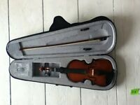 1/4 violin
