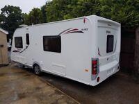 2013 Elddis Odyssey 540 4 Berth Caravan FIXED BED MOTORMOVER AWNING VGC Bargain