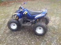 ram 100 cc Quad bike
