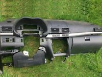 Original used Left hand drive Europe dashboard Toyota Avensis T25 2003 - 2008 LHD