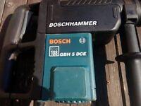 Boschhammer GBH 9 DCE sds drill , 110v