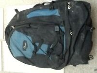 MacPac Travel Backpack. Good condition.