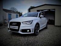 2013 Audi A1 S line Black Edition TDI