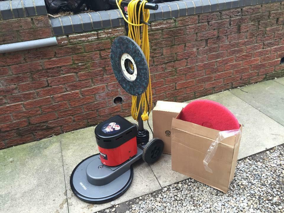 Victor Sprite 400 Pro15 High Speed Floor Polisher With