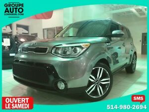 2015 Kia Soul SX / NAVIGATION / BLUETOOTH / CUIR /