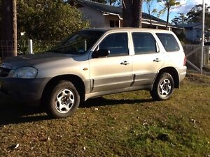Mazda Tribute 2002, Needs work Basin View Shoalhaven Area Preview