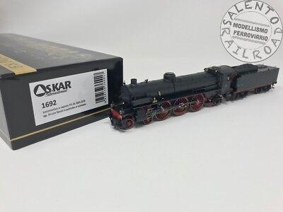 OS.KAR 1692 locomotiva a vapore Pacific FS Gr. 691.023 ep. III fanali a petrolio