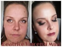 Italian freelance Makeup Artist with experience on TV and fashion shooting available for makeovers