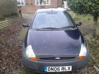 LOW MILEAGE Ford KA For Sale