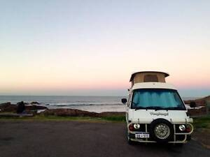 Toyota Hiace Poptop campervan suitable for 2-4 travellers!! Perth Perth City Area Preview