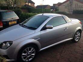 Vauxhall Tigra in great working order - MOT Expires 30 March 2018