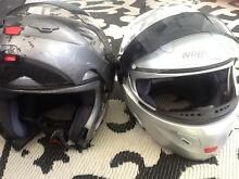 2 Nolan helmets with n-com MEDIUM & LARGE Gympie Gympie Area Preview