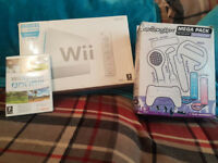 Nintendo Wii & Game