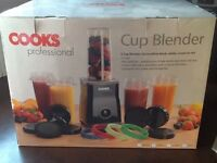 Food Blender with cups/accessories