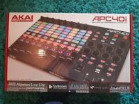 AKAI Professional APC40 MKII USB-Powered Full-Featured Ableton Live Performance