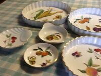 Royal Worcester job lot lots of items