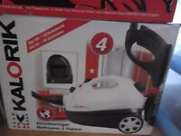 kalorik steam cleaner
