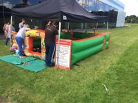 FOR SALE toddler soft play area with ball pond and air vents for balls bouncy castle event hire