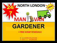 NORTH LONDON GARDENER Wembley, Harrow, Green ford, Ealing, finchely....and other North london area