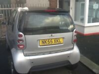 Smart Fortwo 2005 - petrol - great lovely car £30 a year road tax