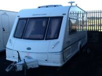 2003 BESSACARR cameo 495sl /2 berth end changing room with fitted mover