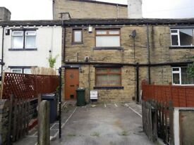 2 Bedroom Cottage House For Rent/To Let BD5 Bradford DSS Welcome Central Heating Double Glazing