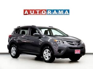 2014 Toyota RAV4 LE 4WD BACKUP CAMERA