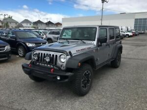 Jeep Wrangler Unlimited Rubicon 2017 CUIR