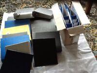 Assorted. Lever Arch Folders, A4 Hard Back Folders, A4 Plastic Folders, Manilla Envelopes
