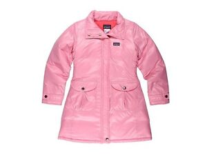 Patagonia Kids Puff Coat BIG KIDS SEA PINK XL (14) $150 Women Small/X-small NWT