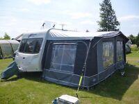 Caravan Awning - Towsure Insignia Size 14 (986-1011cm)