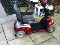 KYMCO MID SIZE 6 MPH MOBILITY SCOOTER