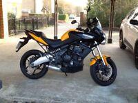 Kawasaki Verys 650