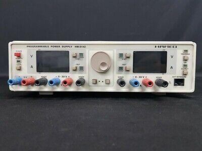 Hameg Instrumentshm8142 Programmable Power Supply4981as-is