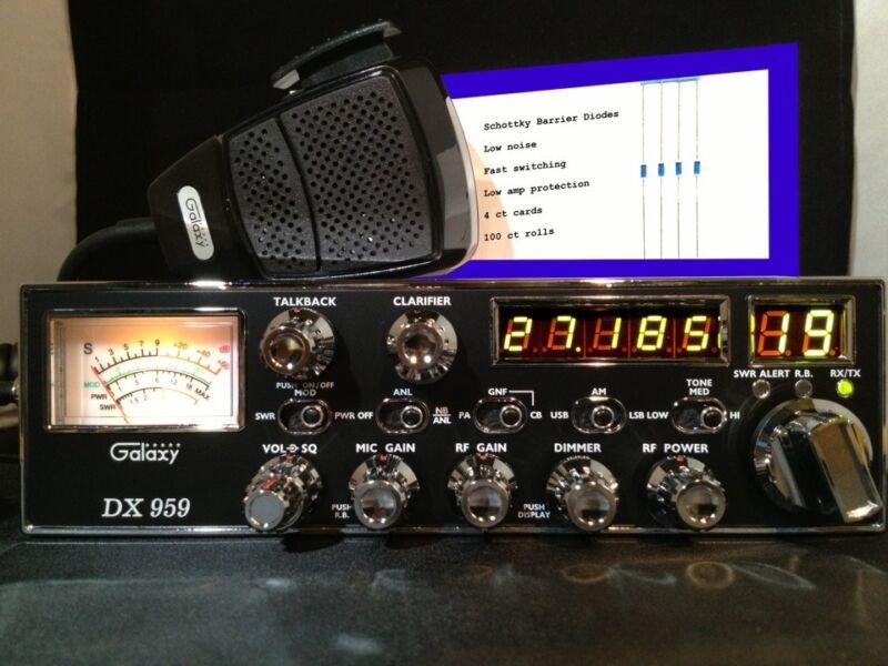 Galaxy DX959 CB Radio - Performance Tuned + Receive Enhanced