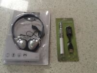 Electronic bundle to clear sat nav radio charger headphones ect