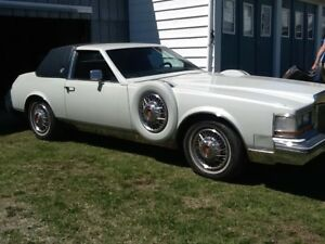 1981 Cadillac Seville Opera Coup