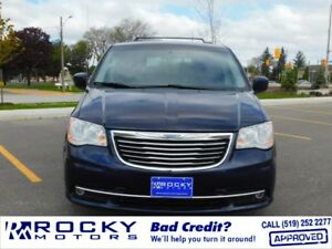 2014 Chrysler Town and Country Touring - BAD CREDIT APPROVALS