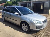 ** NEWTON CARS ** 05 55 FORD FOCUS 1.6 LX, 5 DOOR, ATI, ALLOYS, FULL MOT SUPPLIED, P/EX POSS, CALL