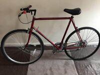 Refurbished bike great condition