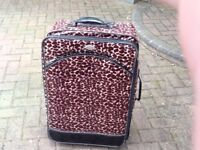 Suitcase to clear immaculate reduced £6.50